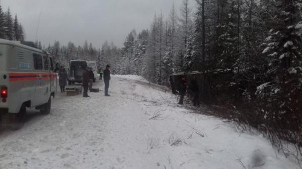 авария, ДТП, автобус|Фото: ГУ МЧС России по СО
