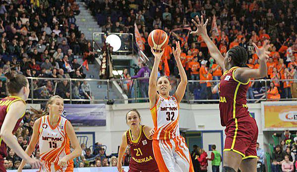 баскетбол, БК УГМК, Надежда|Фото: БК УГМК