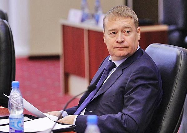 экс-глава Марий Эл Леонид Маркелов|Фото: Николай Титов / PhotoXPress