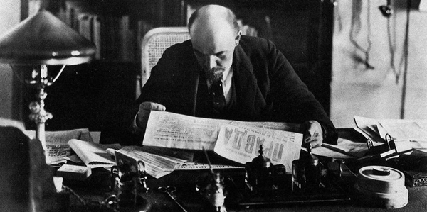 1917, Октябрьская Социалистическая революция, Ленин, апрельские тезисы, Владимир Ильич|Фото: forthemoney.info