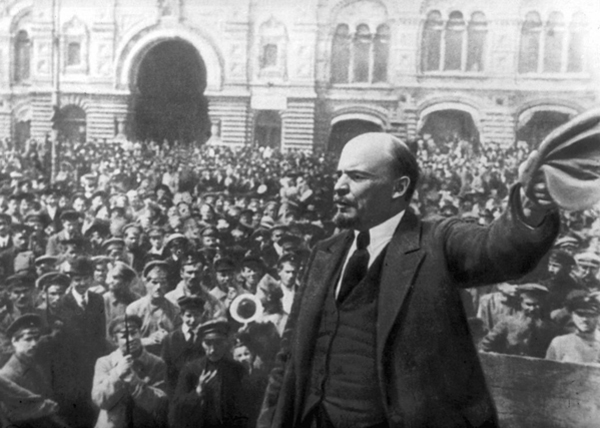 1917, Октябрьская Социалистическая революция, Ленин, апрельские тезисы, Владимир Ильич(2017)|Фото: diletant.media