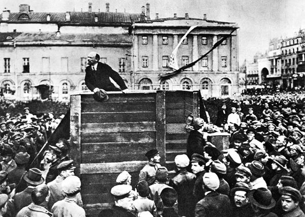 1917, Октябрьская Социалистическая революция, Ленин, апрельские тезисы, Владимир Ильич|Фото: bookz.ru