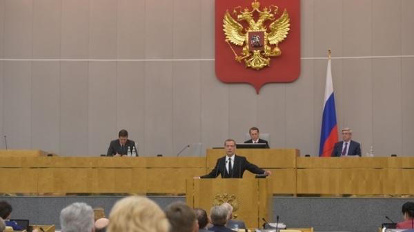 Дмитрий Медведев|Фото: Пресс-служба Правительства РФ