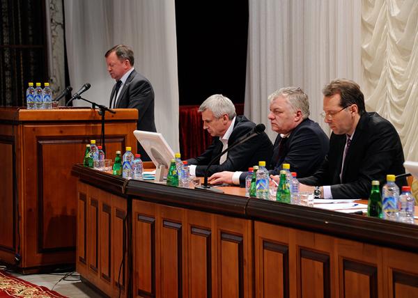 Александр Потапов, Сергей Носов, Владимир Рощупкин|Фото: УВЗ