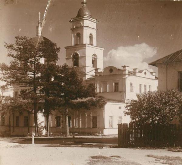 Успенская церковь, снос Фото: Марина Сахарова