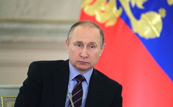 Владимир Путин|Фото: kremlin.ru