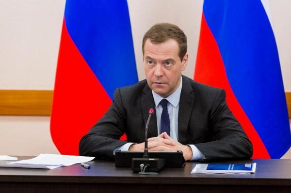Дмитрий Медведев, премьер-министр РФ|Фото: правительство ХМАО