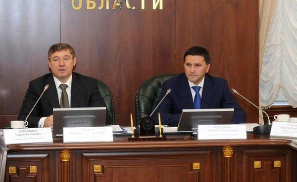 Владимир Якушев, Дмитрий Кобылкин Фото: правительство.янао.рф
