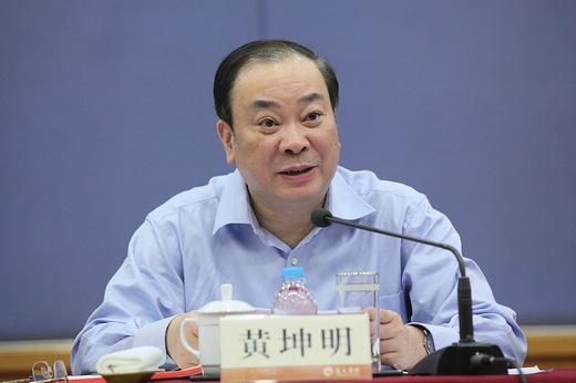 Глава департамента пропаганды КПК Хуан Куньмин|Фото: www.xsnet.cn