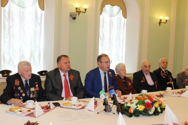 Дмитрий Самойлов, блокадники Ленинграда|Фото: администрация Перми