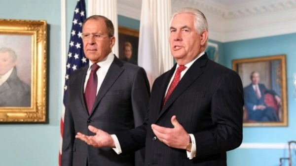 Сергей Лавров, Рекс Тиллерсон|Фото: state.gov
