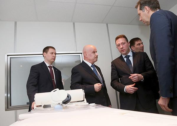 Игорь Холманских, Александр Потапов|Фото: мэрия Нижнего Тагила