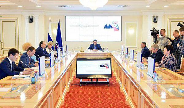Правительство ЯНАО(2017) Фото: пресс-служба губернатора ЯНАО