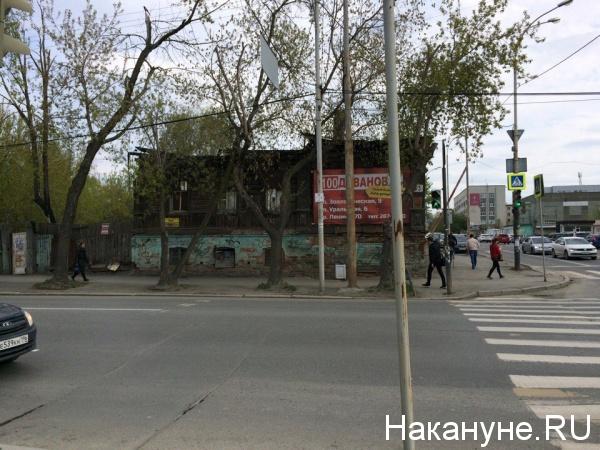 бараки, разрушенные здания Фото: Накануне.RU