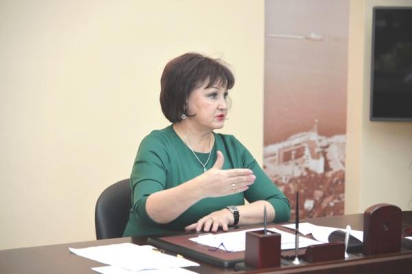 Клементьева Ирина Всеволодовна, глава города Чебоксары(2017) Фото: sledcom.ru