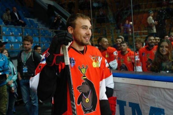 Данис Зарипов, матч всех звезд|Фото: департамент информационной политики губернатора Свердловской области