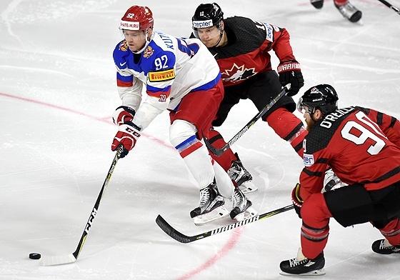 сборная России, хоккей, Евгений Кузнецов Фото: Федерация хоккея России