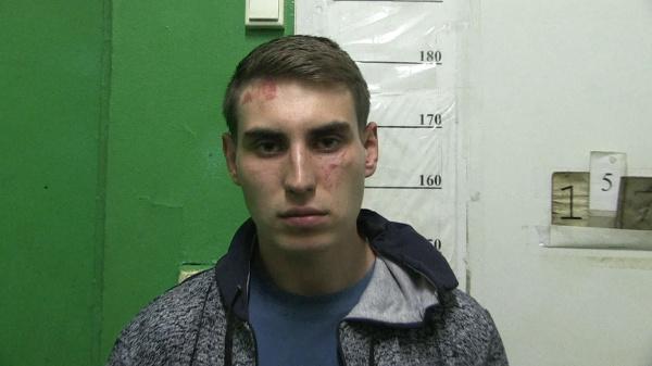 грабитель, подозреваемый|Фото: УМВД России по Екатеринбургу