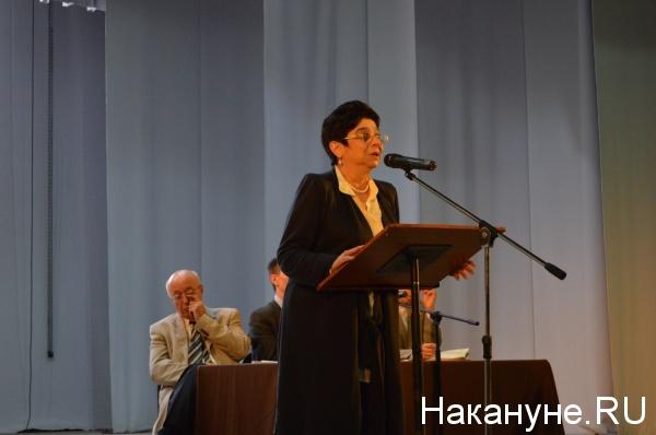 Мария Мамиконян, Родительское всероссийское сопротивление, РВС, съезд патриотических сил в Екатеринбурге|Фото:Накануне.RU