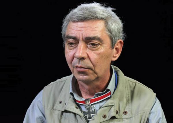 Никита Соколов, Железный крест|Фото: БесогонТВ