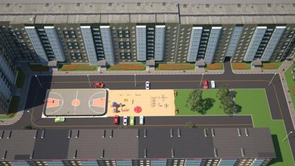 Дизайн проект улицы Елькина, 7|Фото: администрация Перми