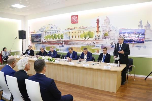 Алексей Орлов, Петербургский международный экономический форум|Фото: Департамент информационной политики губернатора