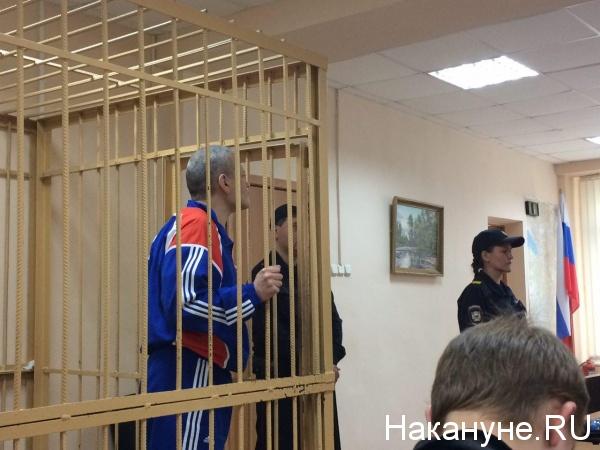 суд по делу Тимониченко, Олег Дудко|Фото: Накануне.RU