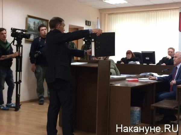 суд по делу Тимониченко, Борис Тимониченко(2017) Фото: Накануне.RU
