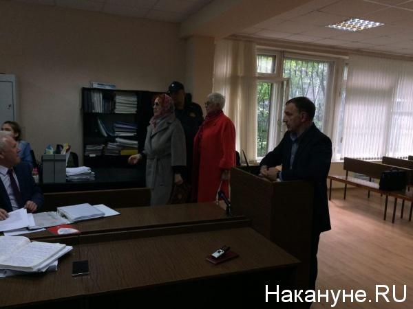 суд по делу Тимониченко, Борис Тимониченко Фото: Накануне.RU