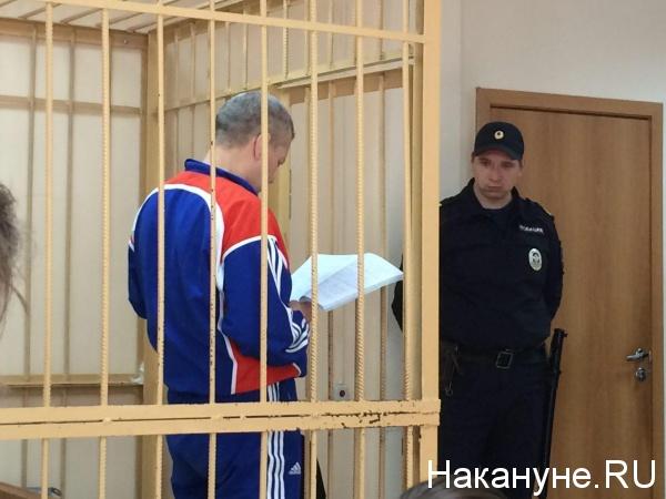 суд по делу Тимониченко, Олег Дудко Фото: Накануне.RU