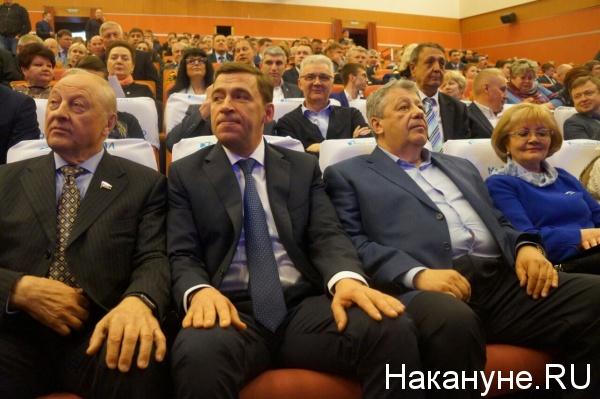 праймериз Единой России, Куйвашев, Чернецкий, Россель|Фото:
