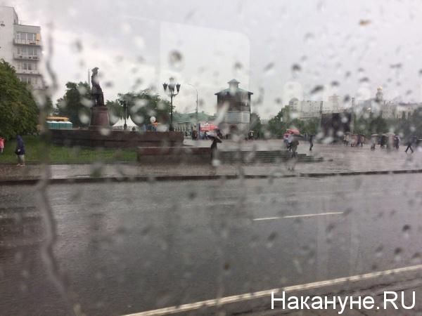 дождь, непогода, потоп, ливень(2017) Фото: Фото: Накануне.RU