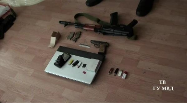 оружие, автомат|Фото: ГУ МВД по СО