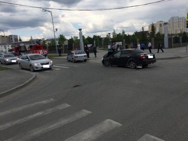 ДТП, авария, столкновение|Фото: УГИБДД ГУ МВД России по СО