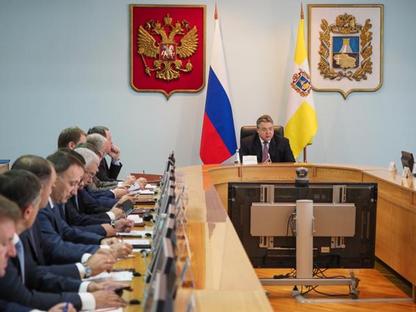 Владимир Владимиров Фото: gubernator.stavkray.ru
