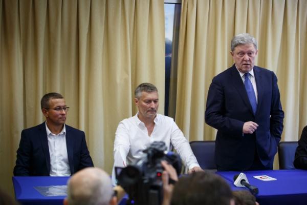 """Навальный использует Ройзмана для """"обработки"""" протестного населения Екатеринбурга к 2018 году?"""