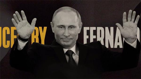 The Putin Interviews, интервью Оливера Стоуна в Владимиром Путиным, кадр из фильма Фото: The Putin Interviews