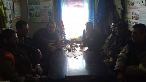 Голодовка, Ямал СПГ, РСК-логистик, долг по зарплате|Фото: youtube.com