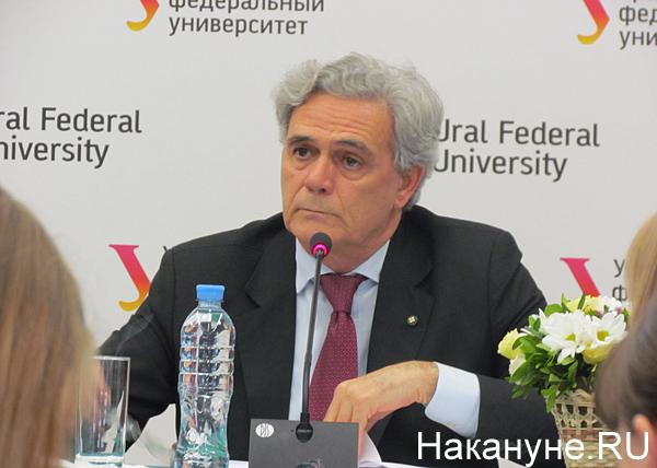 посол Италии в России Чезаре Рагальини|Фото: Накануне.RU