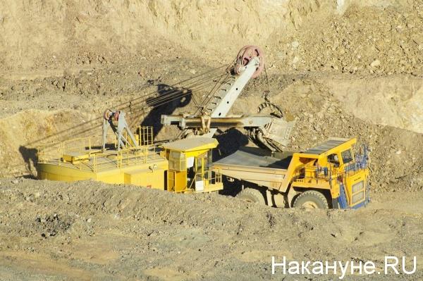 ЭКГ-5А, гусеничный карьерный экскаватор, УЗТМ, Уралмашзавод Фото: Накануне.RU