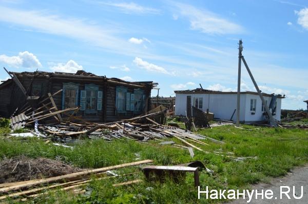 ураган последствия(2017) Фото: Фото:Накануне.RU