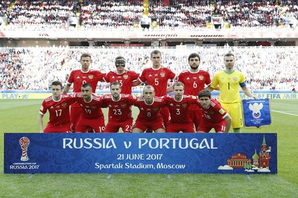 сборная России Португалия Кубок Конфедераций|Фото: rfs.ru