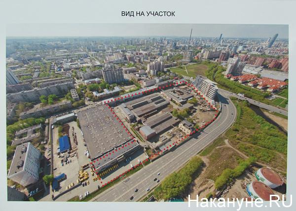 конкурс проектов застройки территории завода Воровского(2017)|Фото: Накануне.RU