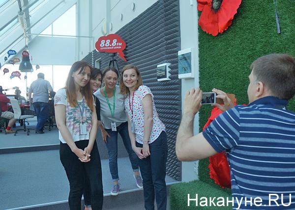 радио Серебряный дождь в Екатеринбурге|Фото: Накануне.RU