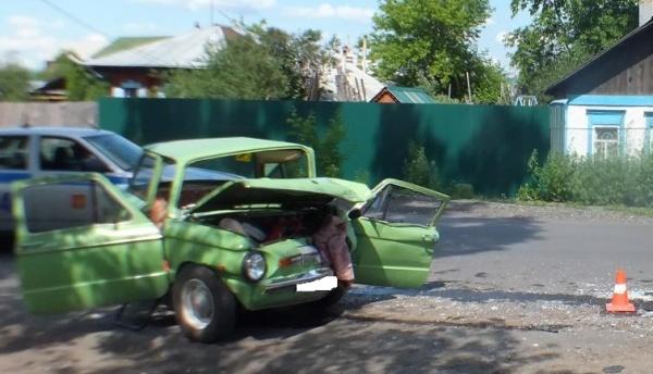 Гранта, Запорожец, Курган, Омская|Фото:ГИБДД УМВД России по Курганской области