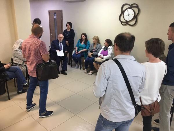 прием граждан, СПЧ, Челябинск,|Фото: пресс-служба СПЧ