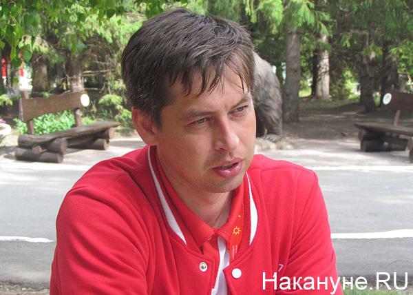 заместитель министра образования Челябинской области Вадим Бобровский|Фото: Накануне.RU