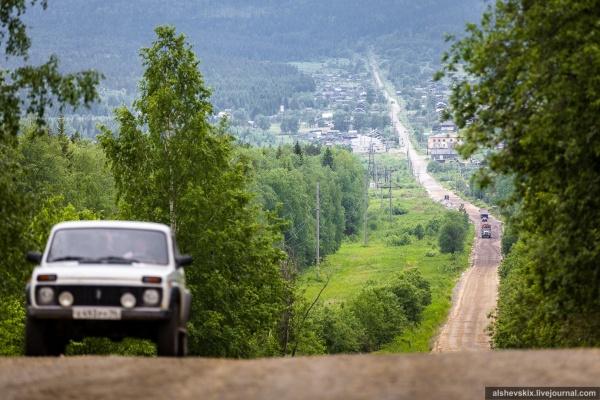 дорога до Серебрянки, ремонт|Фото: Андрей Альшевских, Facebook