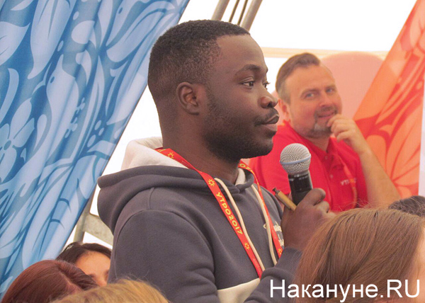 Утро-2017, вопросы губернатору Челябинской области Фото: Накануне.RU