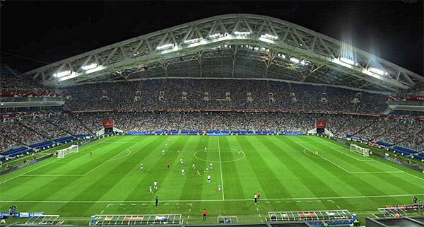 Германия - Мексика, Кубок Конфедераций, стадион Фишт, Сочи(2017) Фото: fifa.com